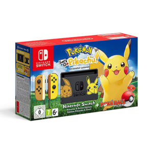 electronica online - jiocorp. Nintendo Switch Pack Pokemon